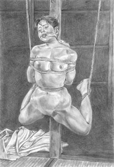 SM緊縛 椋陽児のイラスト Free Porn pics, Nude Sex Photos, XXX Photos Galleries